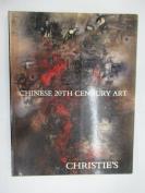 CHINESE 20TH CENTURY ART