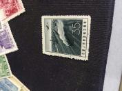 英国回流,《 中国人民邮政航空邮票-35分》