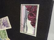 英国回流,《 东海观潮邮票》
