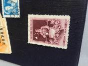 英国回流,《中囯人民邮政 中华人民共和国第一届全国人民代表大会 邮票》