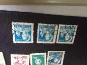 英国回流,《 护士邮票》