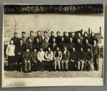 建国后 中国科学院药物研究所第三期劳动大队 合影 老照片 一张HXTX302469