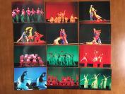 黄梅戏照片一组12张(柯达洗像)