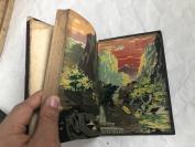 民国空白 日记本   精装本