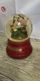 红木手动音乐盒