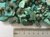 200克《瓷蓝绿松石碎料》