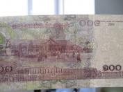 泰国 泰铢100元一枚