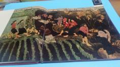 1959年。120多页的30*30厘米的精装大画册