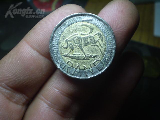 南非 5元