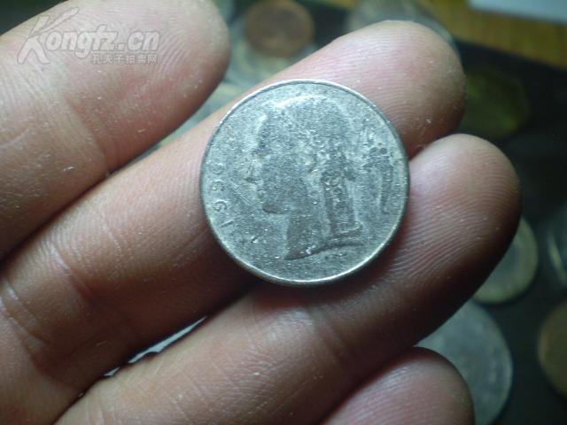 比利时  硬币