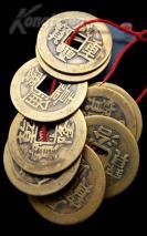 清朝十皇帝通宝——方孔铜币