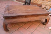 花梨木炕桌