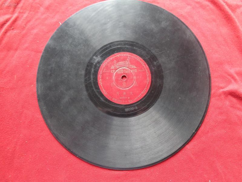 70年代中国唱片,借东风,品好如图。