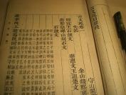 民国:     《古文苑》原装4册全