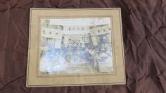 1959年林圣祝停枢巴示殡仪馆老照片一张19100709