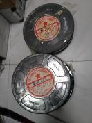 经络研究 彩色电影胶片,二盒。解放军八一电影制片厂。35毫米。