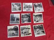 60年代老相片9张合拍,品好如图。