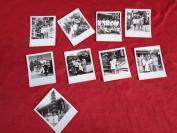 80年代老相片9张合拍,品好如图。