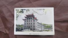 1960年厦门华侨博物馆手工上彩老照片一张19100782