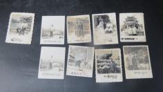 厦门鼓浪屿,集美,普陀山,福州西湖公园老照片9张19100793