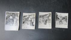 80年代左右洪濑艺光老照片4张19100792泉州雪峰寺老照片
