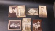 民国与50年左右老照片7张191007102,有博士