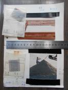 老照片【80年代,江苏东辛农场盐场,照片2张,底片2张】