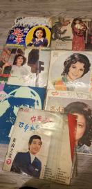 台版黑胶唱片共123片