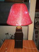 70—80年代博山美陶经典台灯