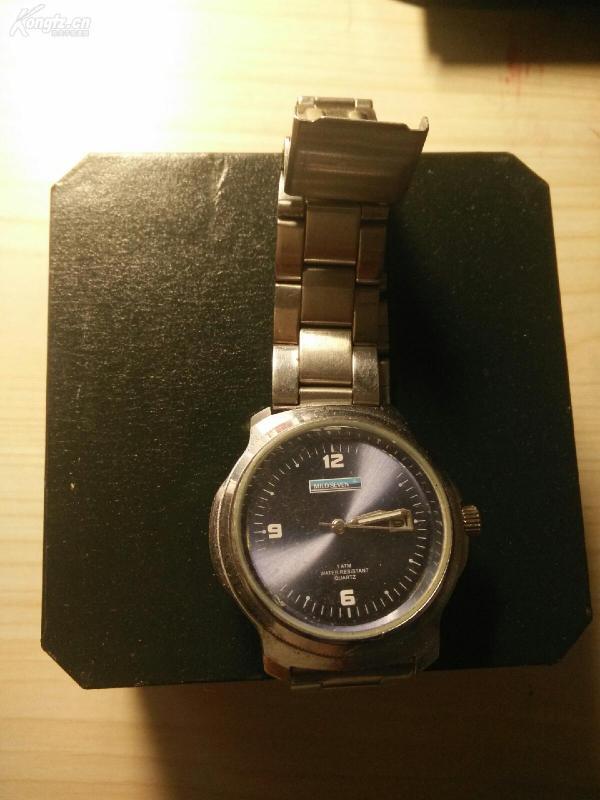特惠福利,收到块2手的旧手表,注意低价不退换下周恢复800起拍,的。市价很贵,