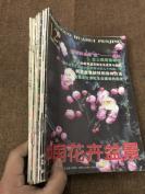中国花卉盆景&2000年9册合拍&种植&花卉&盆景&盆栽&一册封底有缺,除图片展示外,未每页检查,可能存在各种瑕疵及品相问题,避免品相争议,书品定1品