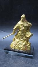 关公铜合金摆件1个19120353