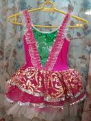《亲亲我的宝贝》幼儿表演服