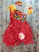 《红红火火中国年》幼儿舞蹈服