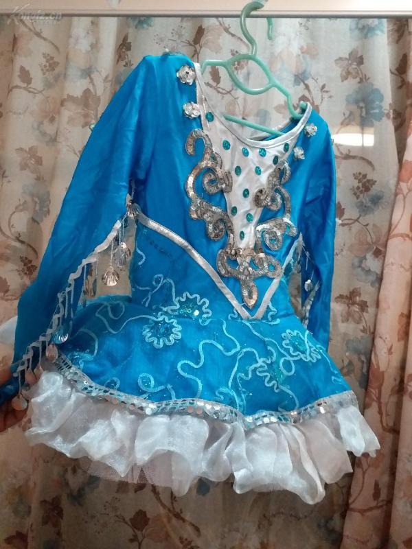 《海的女儿》幼儿舞蹈服