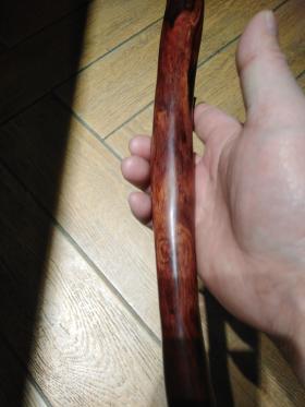 黄花梨木棍3