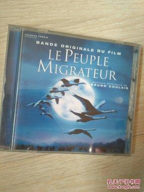 进口CD 绝版 电影原声 迁徙的鸟