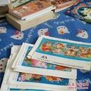 年画缩样(1990年的,约150余张,32开,各种版式都有,辽宁美术出版社印制)