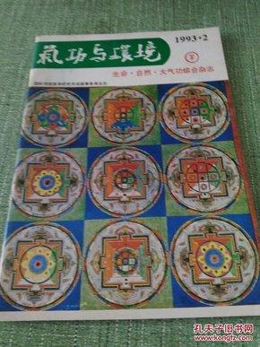 《气功与环境》1993年第2期(总第2期)【快递7元 满百包邮】