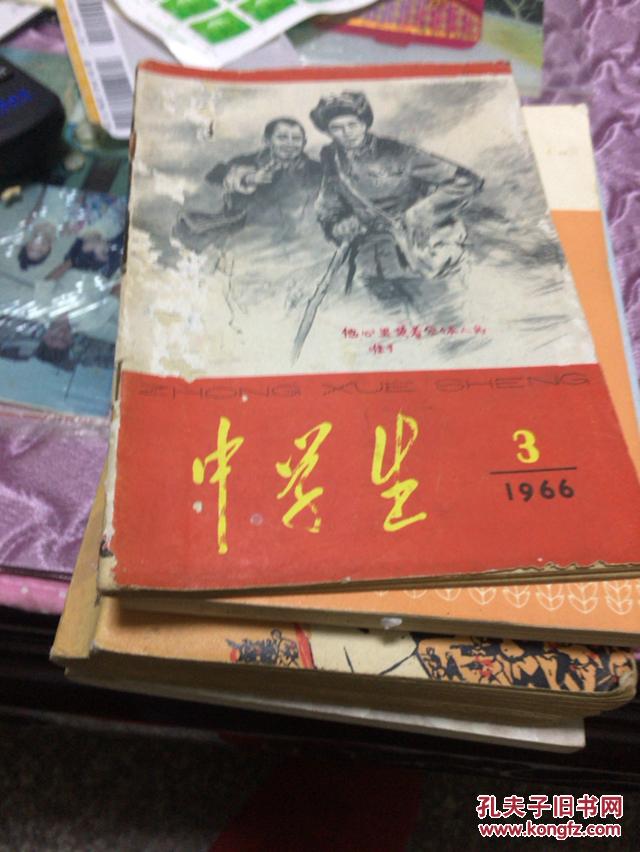 中学生(1966年第3期)