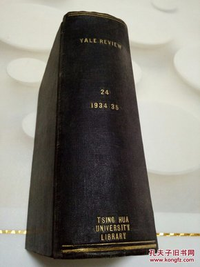 YALE REVIEW    24     1934 35