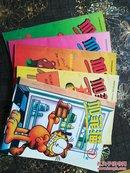 加菲猫《全5册》