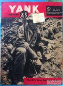 美国原版YANK杂志 1945年第13期(大量二战照片)