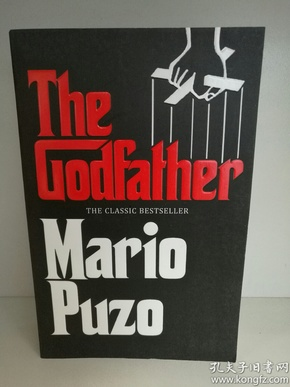 The Godfather  教父 英文原版