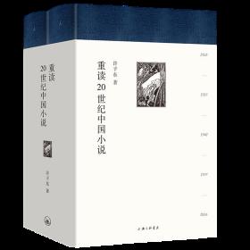 重读20世纪中国小说(精装全二册)