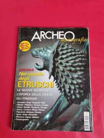 ARCHEO MONOGRAFIE  2010年第一期  外文考古类杂志