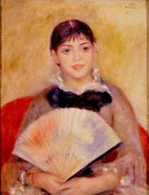 雷诺阿绘画油画图集格式 高清图 复制品 可装裱 50796