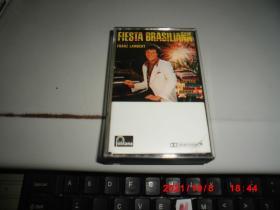 磁带:FIESTA BRASILIANA FRANZ LAMBERT