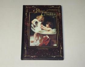 维多利亚时代的孩子们(日英双语全彩图儿童画图录)