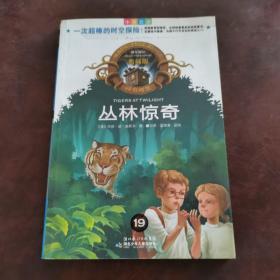 中英双语桥梁书·神奇树屋典藏版(第5辑)